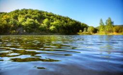 Fluss See Wasser